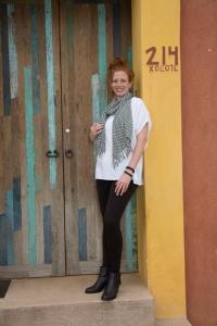 Abrazo Style Laura Carmen Scarf